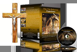 DVD + Crucifix